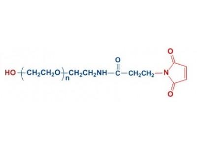OH-PEG-MAL 羟基聚乙二醇 马来酰亚胺