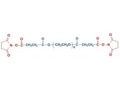 SS-PEG-SS 聚乙二醇 二琥珀酰亚胺琥珀酸酯