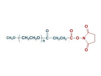 mPEG-SS 单甲氧基聚乙二醇 琥珀酰亚胺琥珀酸酯
