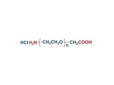 COOH-PEG-NH2. HCl 羧酸聚乙二醇胺盐酸盐