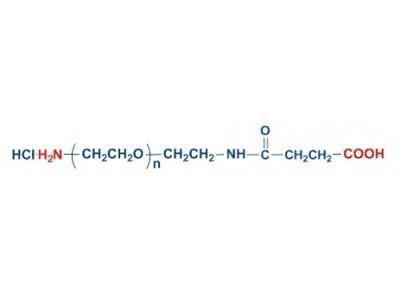 ASA-PEG-NH2.HCl 琥珀酰胺酸 聚乙二醇胺盐酸盐