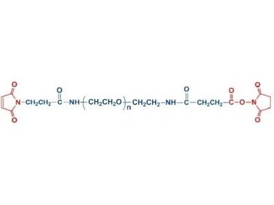 MAL-PEG-SAS 马来酰亚胺聚乙二醇琥珀酰亚胺琥珀酰胺