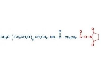 mPEG-SAS 单甲氧基聚乙二醇 琥珀酰亚胺琥珀酰胺