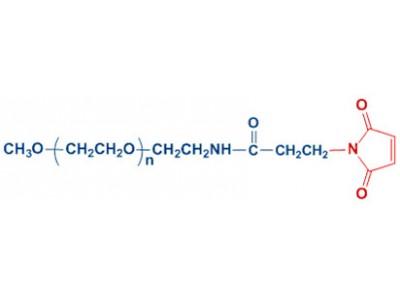 mPEG-P-MAL 单甲氧基聚乙二醇 丙酰胺马来酰亚胺