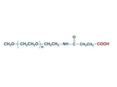 mPEG-ASA 单甲氧基聚乙二醇 琥珀酰胺酸