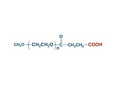 mPEG-SA 单甲氧基聚乙二醇 琥珀酸