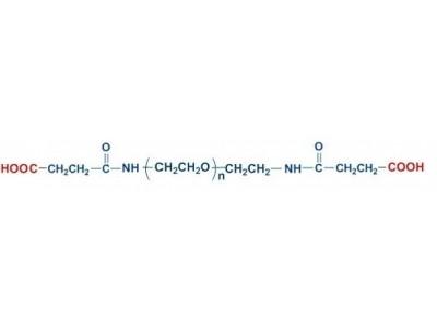 ASA-PEG-ASA 聚乙二醇二琥珀酰胺酸
