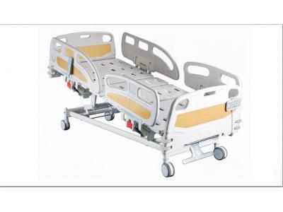 五功能电动ICU医疗床 电动病床 医用床 HK-N002