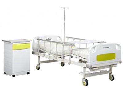 HK-N207两摇手动医疗床