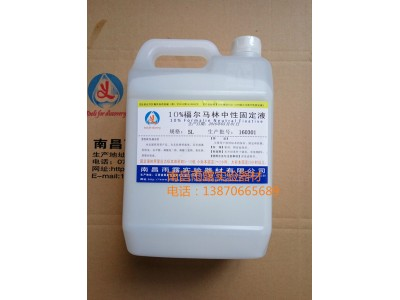 10%福尔马林中性固定液中性缓冲福尔马林固定液