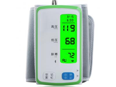 优瑞恩U80S超薄一体机单色背光电子血压计