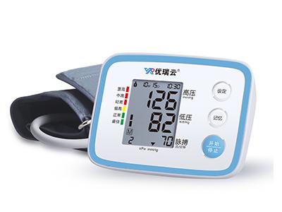 优瑞恩U80E臂式全自动电子血压计血压仪