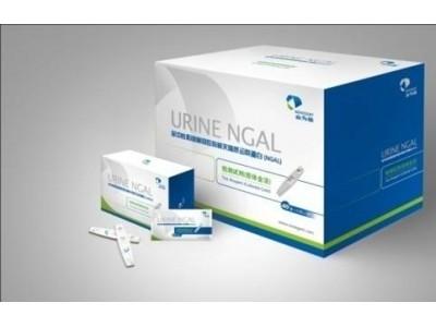 尿中性粒细胞明胶酶相关脂质运载蛋白(NGAL)定量检测试剂(胶体金法)