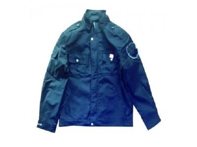 春夏秋冬执勤服,保安服,保安衬衣,厂价批发长袖衬衣蓝色