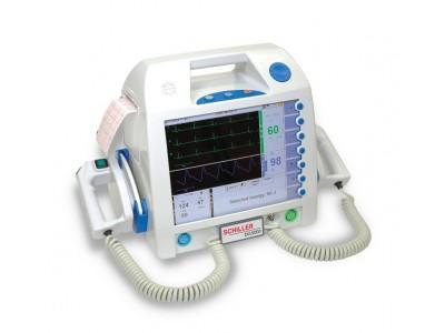 瑞士席勒除颤起搏监护仪