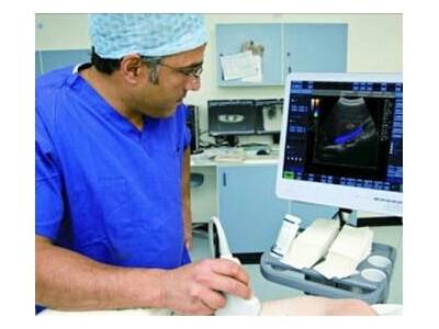 超声引导穿刺 PICC置管 超声介入系统   中心静脉置管