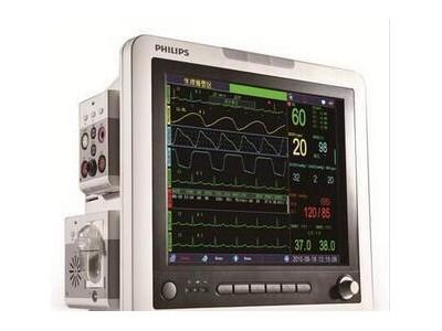 飞利浦金科威多参数病人监护仪G60