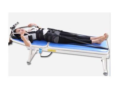 E07-I电动牵引床医用颈腰椎牵引床
