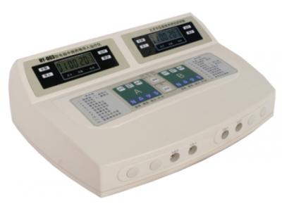 HY-D03型电脑中频药物导入治疗仪调频双路