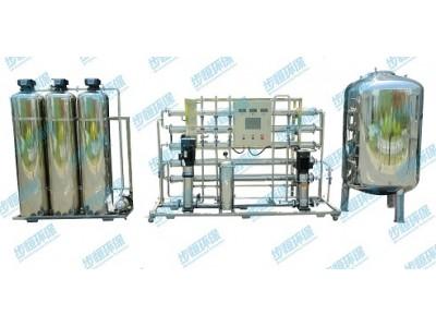 医用纯化水设备纯化水制备机组