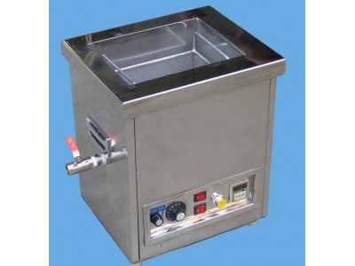 单槽一体式超声波清洗机
