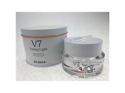 Dr.jart V7 诊疗维他命美白控油保湿素颜面霜