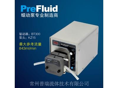 普瑞 调速型蠕动泵BT300