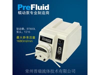 普瑞 调速蠕动泵BT600L