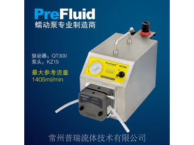 普瑞基本型蠕动泵-工业型蠕动泵QT300