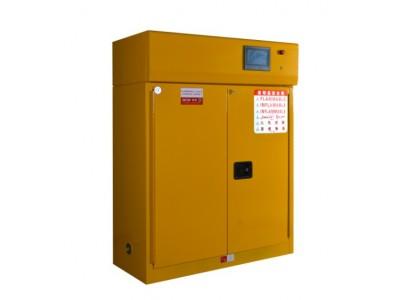 无管式净气型储药柜原理