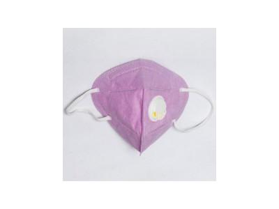 一次性带呼吸阀口罩