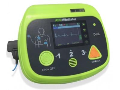 捷铂仕DEFI-6 自动体外除颤监护仪