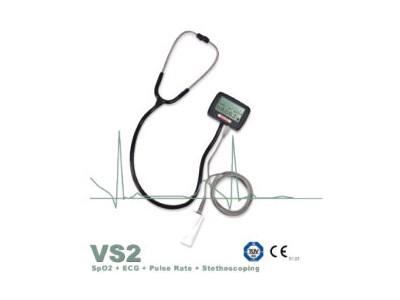 麦迪特可视电子听诊器 VS2