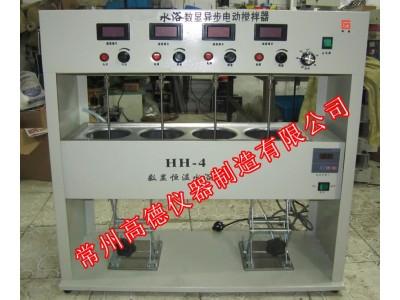 电动搅拌水浴HJ-4SH恒温电动搅拌器