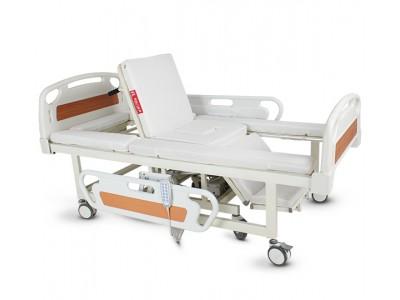 手电两用型多功能轮椅护理床