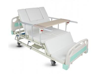 MD-E34 手动全曲两折护理床