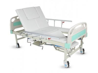 MD-E35 手动中曲两折护理床