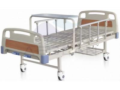 手摇床,两折床,三摇床,木质床,护理床