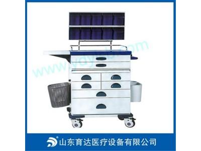 北京医院专用不锈钢麻醉车