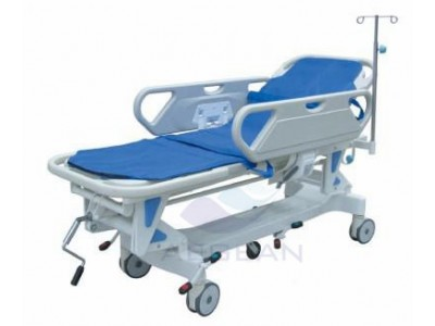 担架,胃镜床,急救床,转运床,对接车