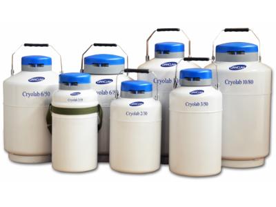 Cryolab系列液氮罐
