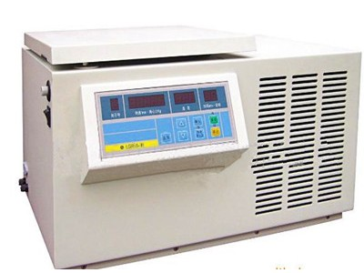 LGR16-W 台式高速冷冻离心机