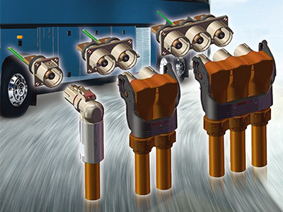 Amphenol PowerLok系列 高压插头和插座