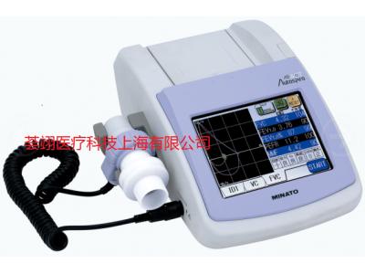 上海代理进口美能肺功能仪