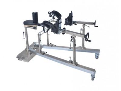 不锈钢骨科牵引架 电动骨科手术床 电动综合手术床
