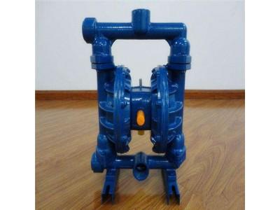 QBY系列铸铁气动隔膜泵