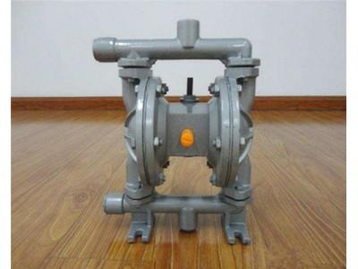 铝合金气动隔膜泵在上海卖多少钱一台