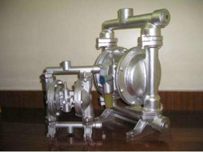 瓯北不锈钢气动隔膜泵供应批发