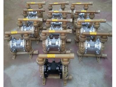 QBK系列氟塑料气动隔膜泵供应商出品
