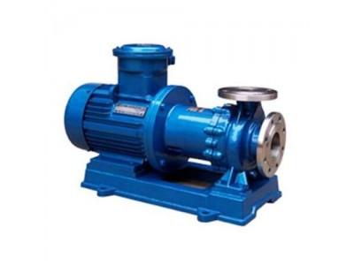 cqb结构不锈钢磁力驱动泵厂家